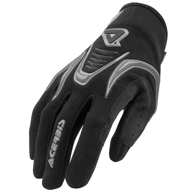 Gants cross Acerbis ZERO DEGREE 2.0 BLACK 2020