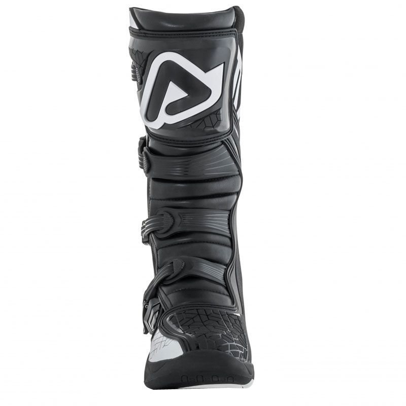 Bottes cross Acerbis X-TEAM BLACK WHITE 2020