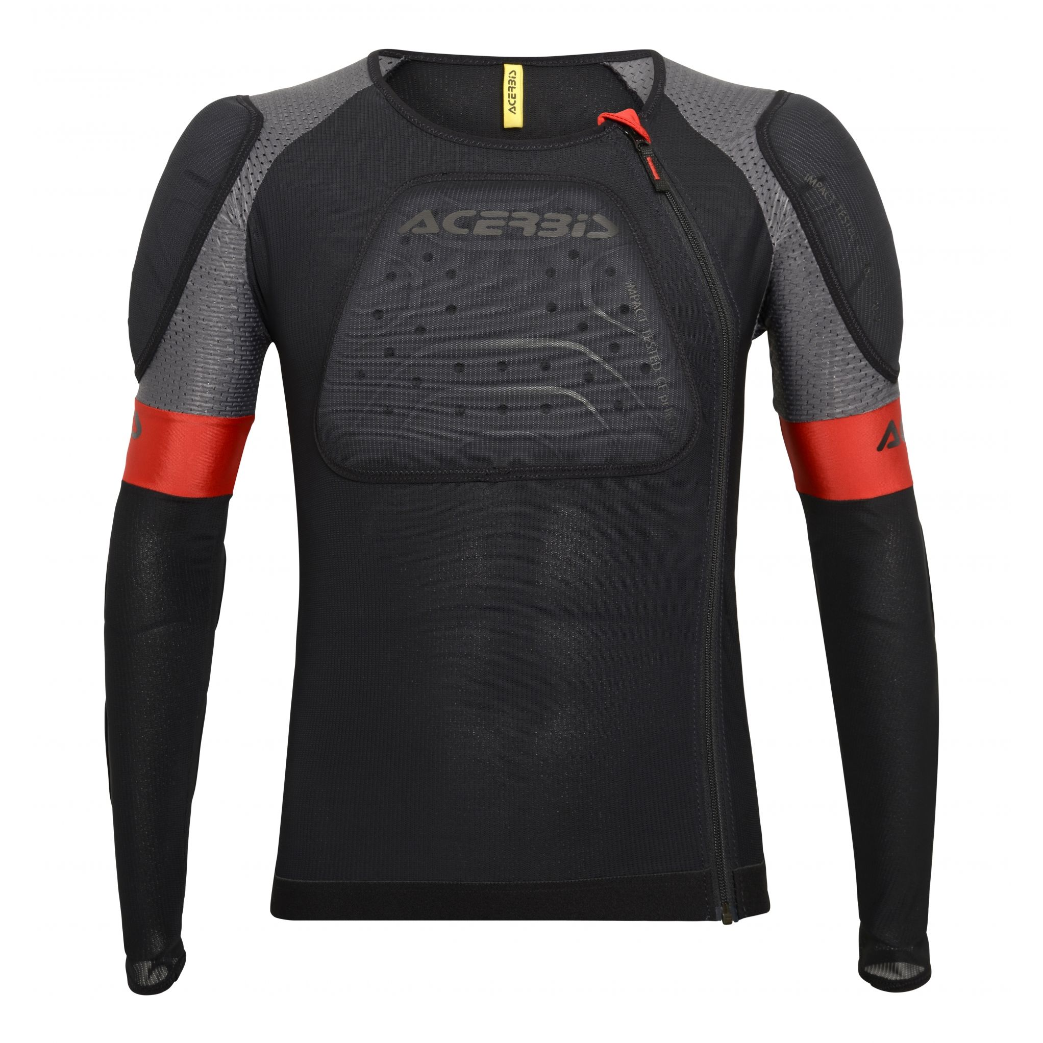 Gilet de protection Acerbis X-AIR BLACK 2020