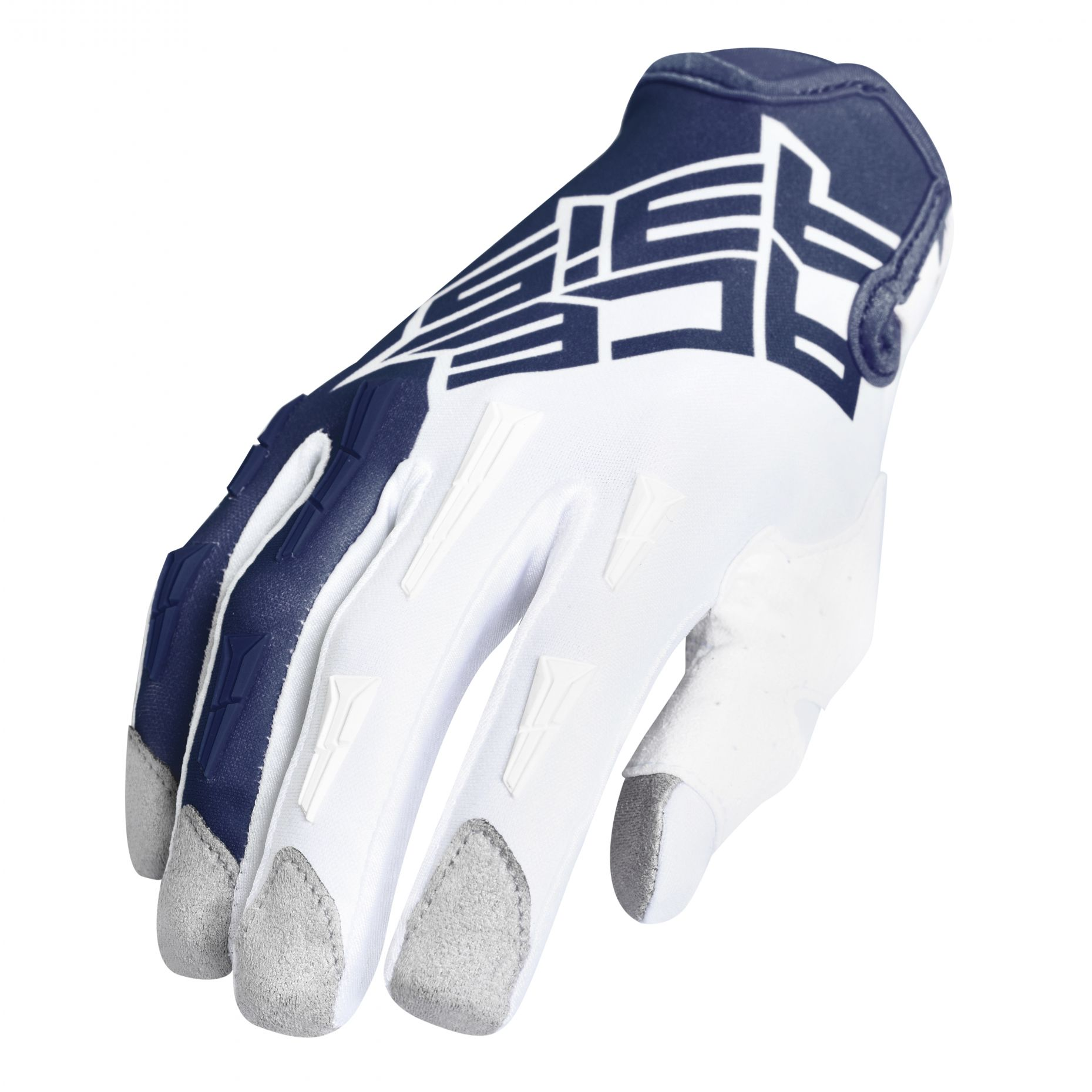 Gants cross Acerbis MX X-P BLUE WHITE 2020
