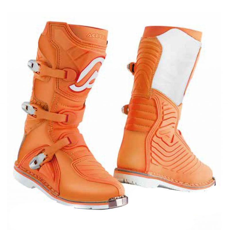 Bottes cross Acerbis X-KID ORANGE