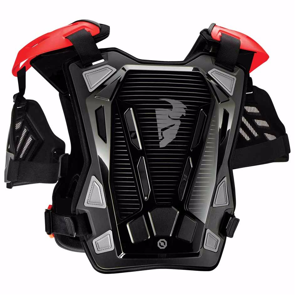 Plastron Thor GUARDIAN BLACK RED ENFANT