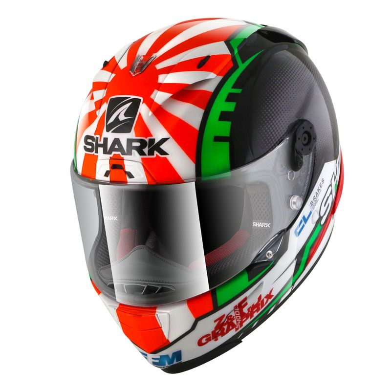 casque shark race r pro carbon replica zarco 2017 equipement du pilote access. Black Bedroom Furniture Sets. Home Design Ideas