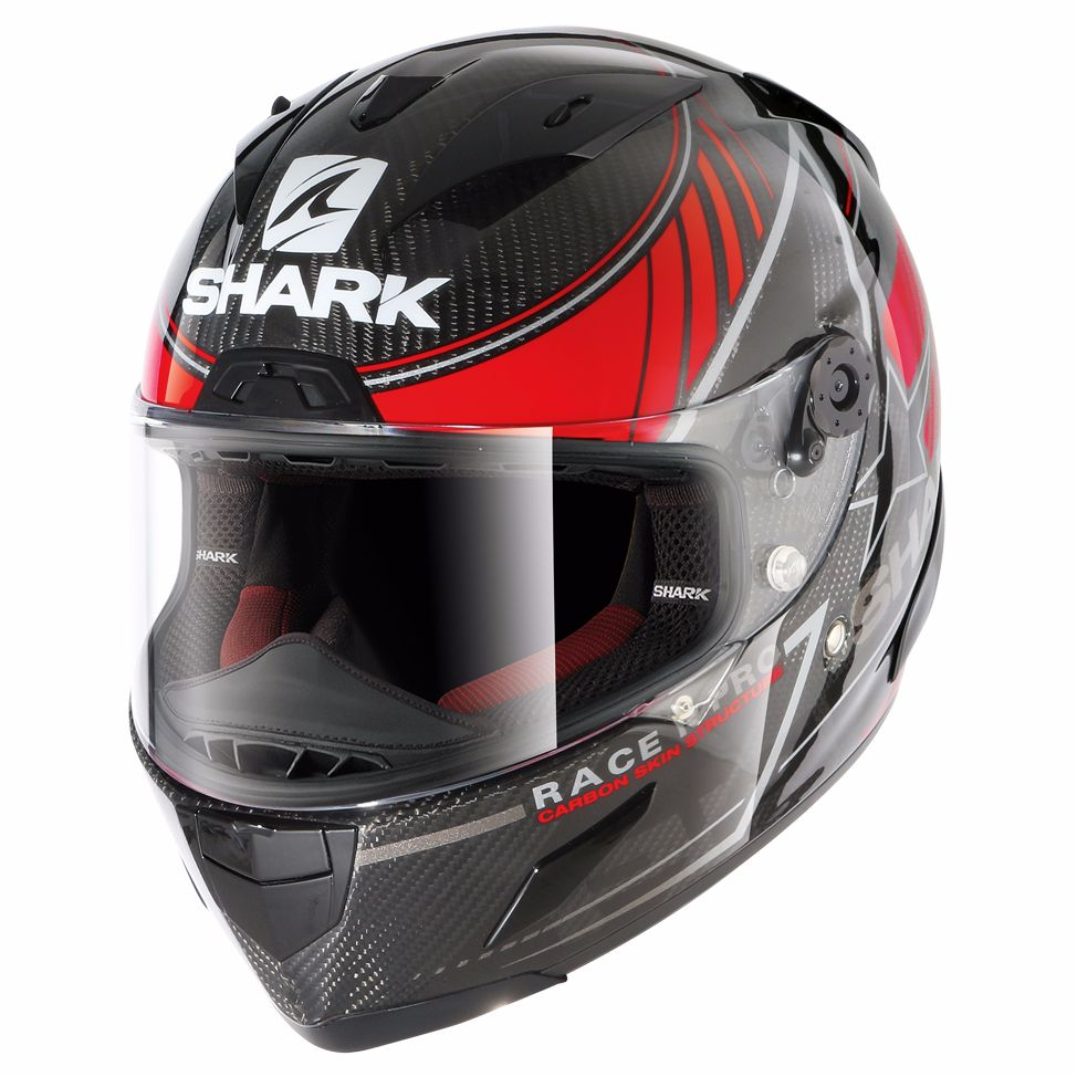 casque shark destockage race r pro carbon kolov equipement du pilote access. Black Bedroom Furniture Sets. Home Design Ideas