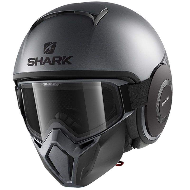 casque shark street drak equipement du pilote access. Black Bedroom Furniture Sets. Home Design Ideas