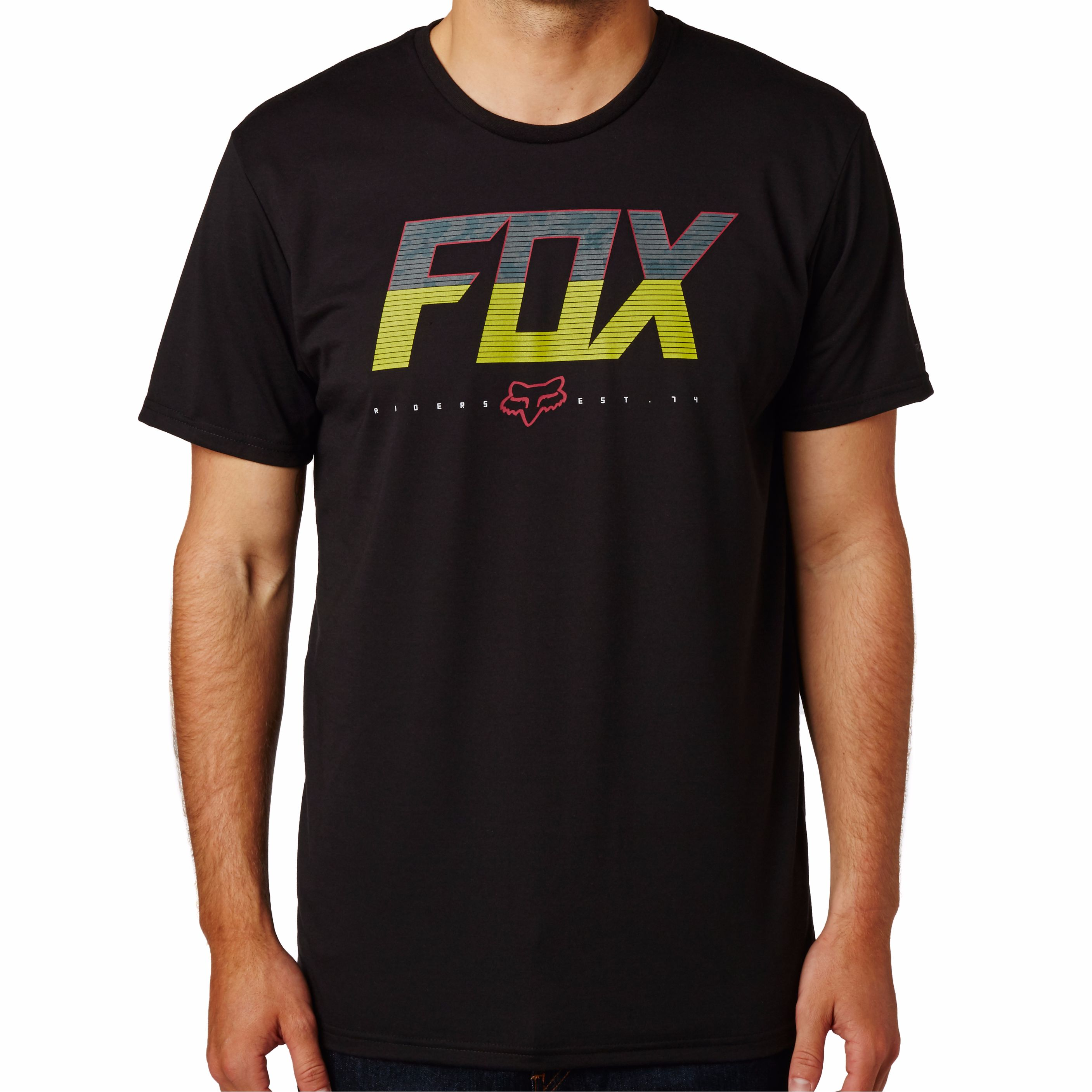 T-Shirt manches courtes Fox KATCH - 2018