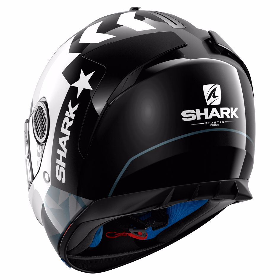casque shark destockage spartan droze equipement du pilote access. Black Bedroom Furniture Sets. Home Design Ideas