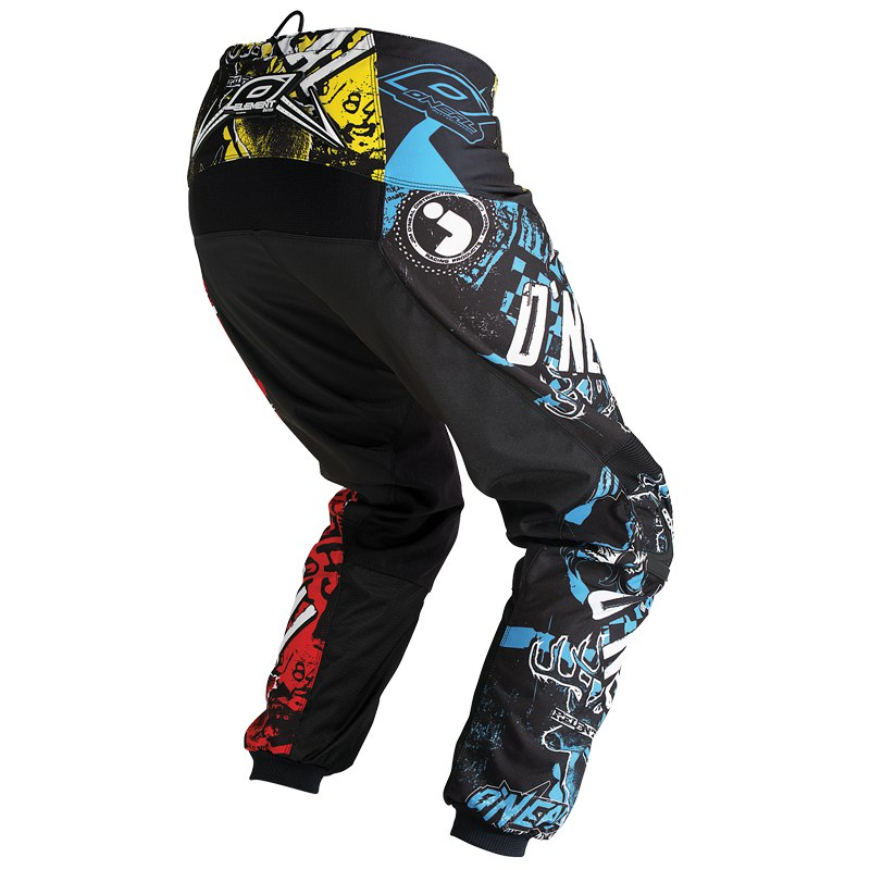 Pantalon cross O'Neal ELEMENT YOUTH - WILD - MULTICOLORE -