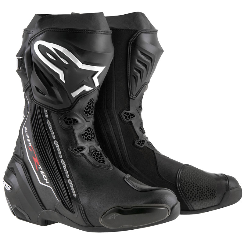 Bottes Alpinestars SUPERTECH R BLACK
