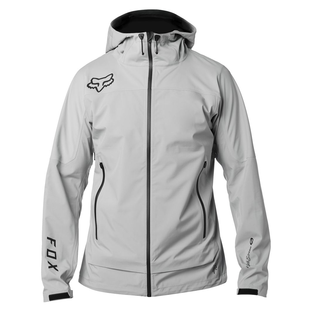 Veste Fox REDPLATE ATTACK WATER - STEEL GREY