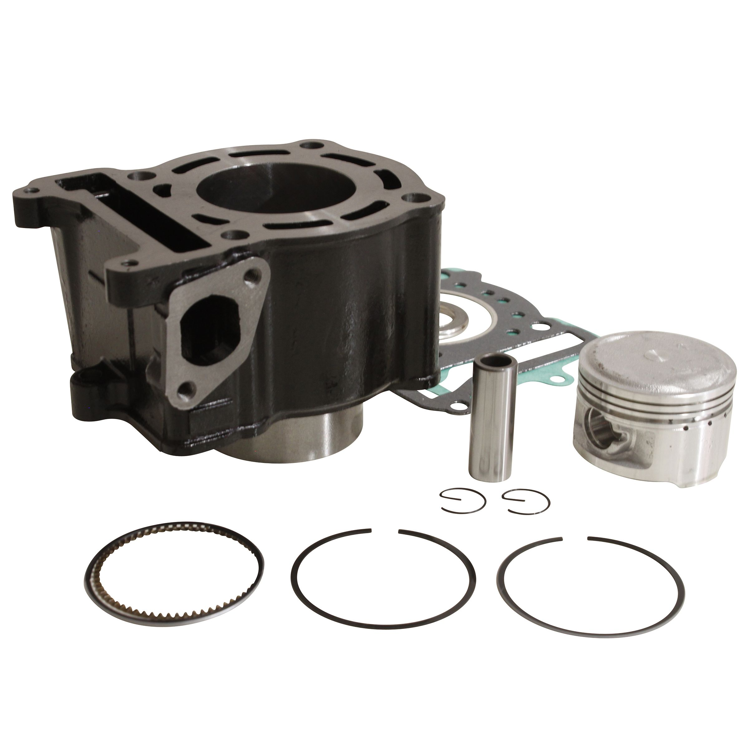 Kit cylindre-piston P2R adaptable diam 53.7 mm