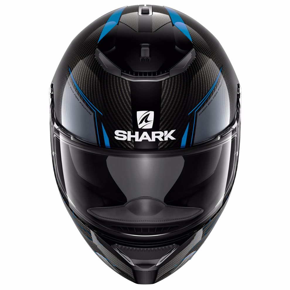 casque shark spartan carbon 1 2 silicium equipement du pilote access. Black Bedroom Furniture Sets. Home Design Ideas