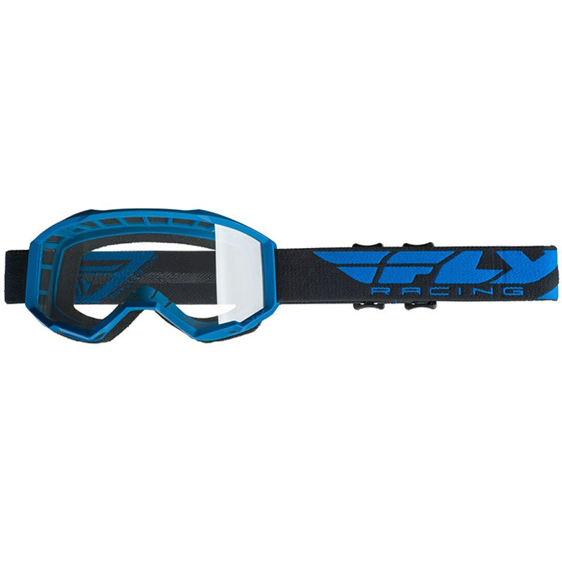 Masque cross Fly FOCUS - BLUE 2021