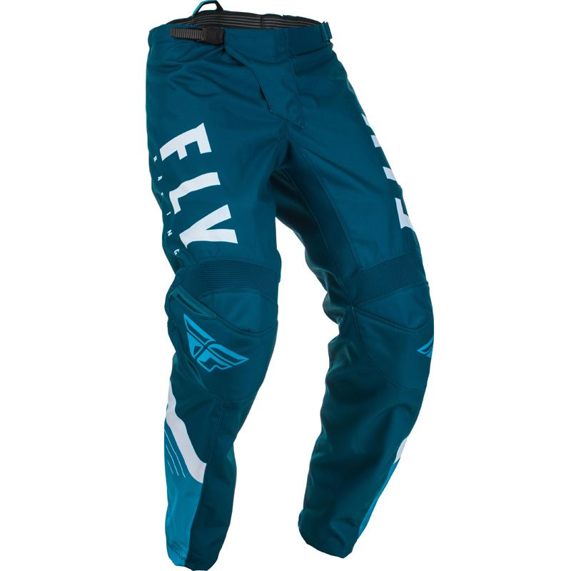 Pantalon cross Fly F-16 RIDING NAVY BLUE WHITE 2020