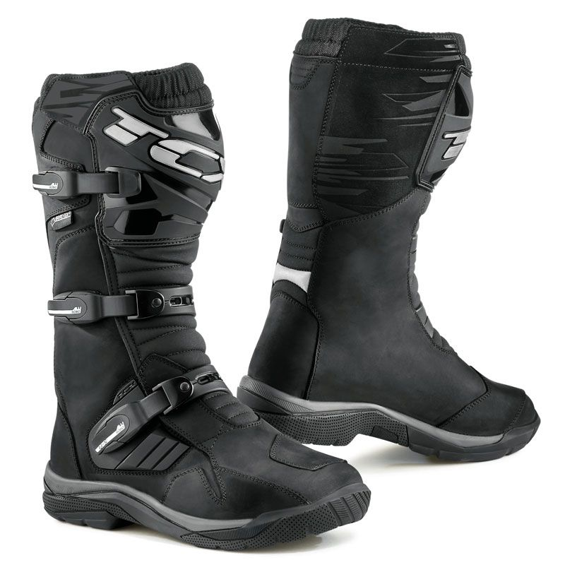 Bottes cross TCX Boots BAJA GORETEX 2020 Equipement du