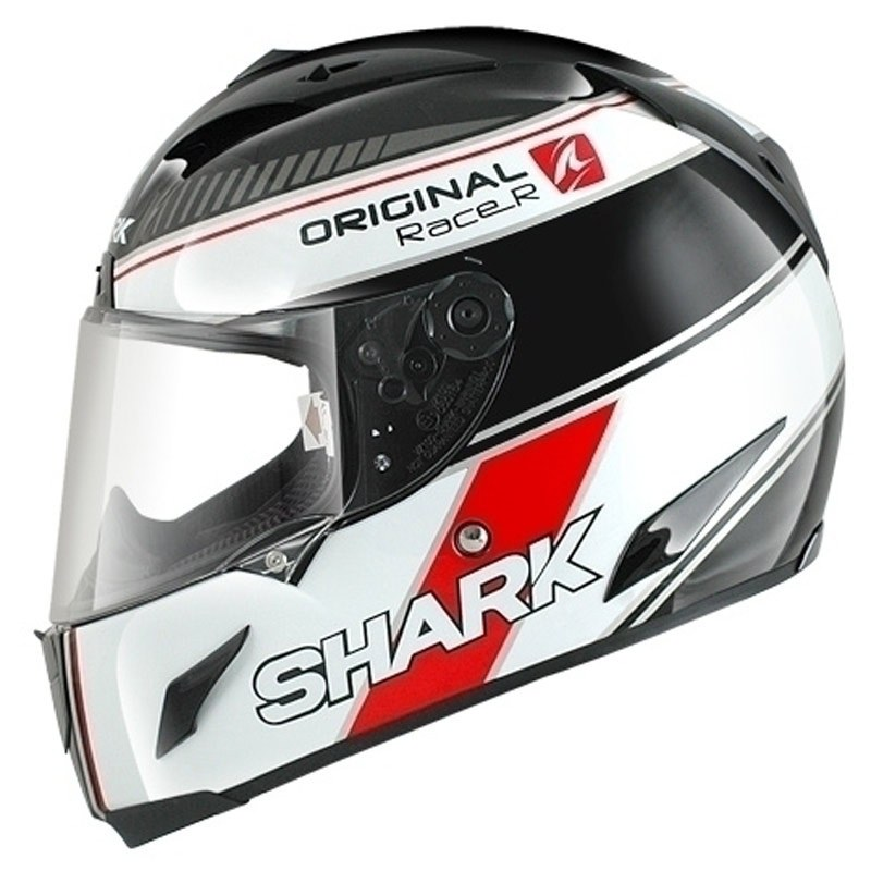 casque shark destockage race r original equipement du pilote access. Black Bedroom Furniture Sets. Home Design Ideas