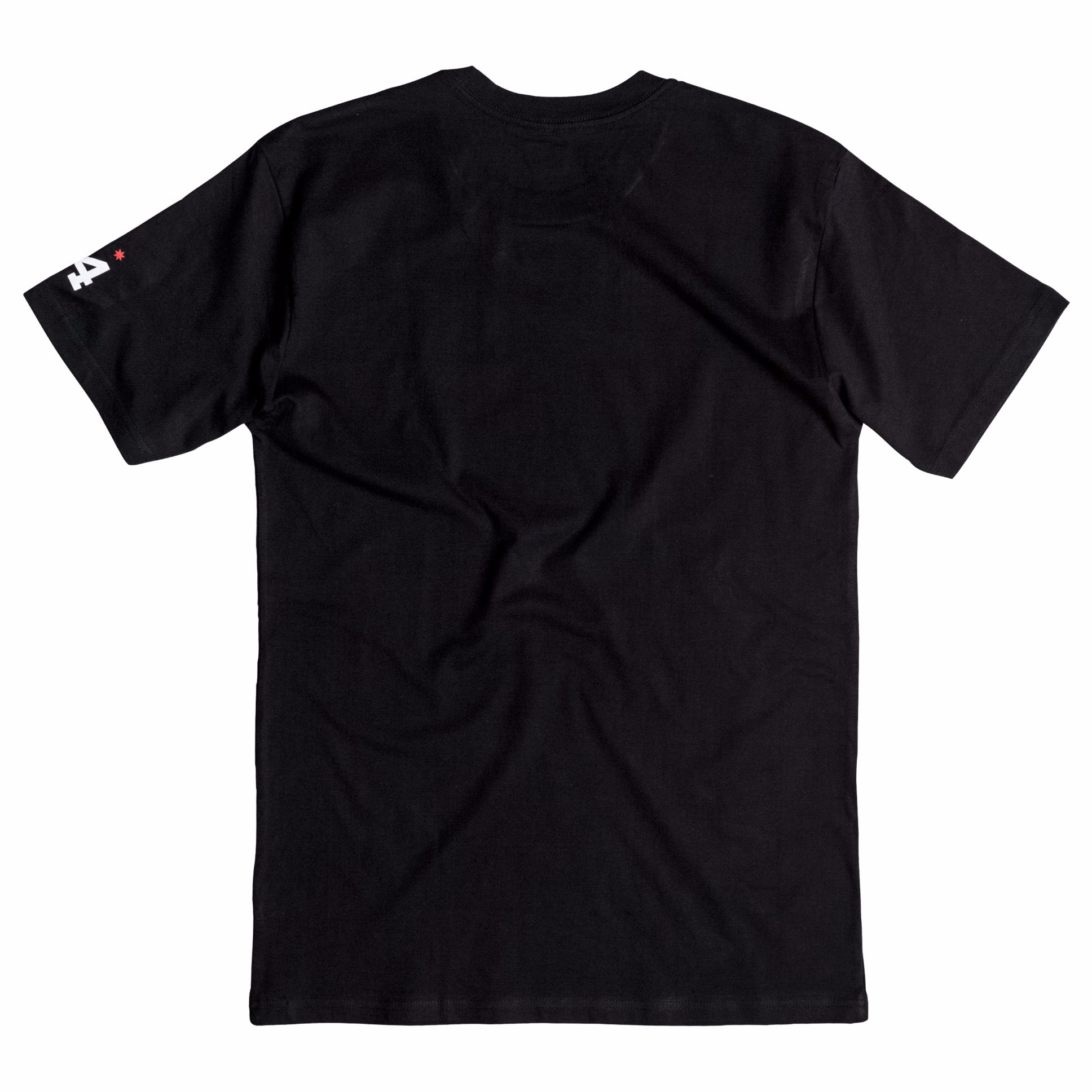 T-Shirt manches courtes DC Shoes DC ABSENTEE