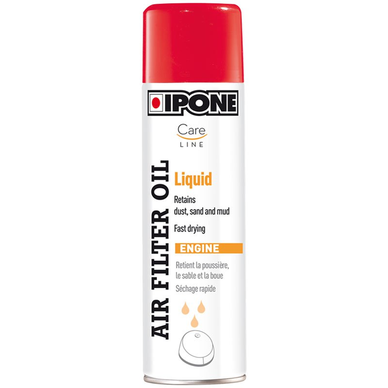 Graisse filtre à air Ipone CARELINE AIR FILTER OIL LIQUID 500 ML