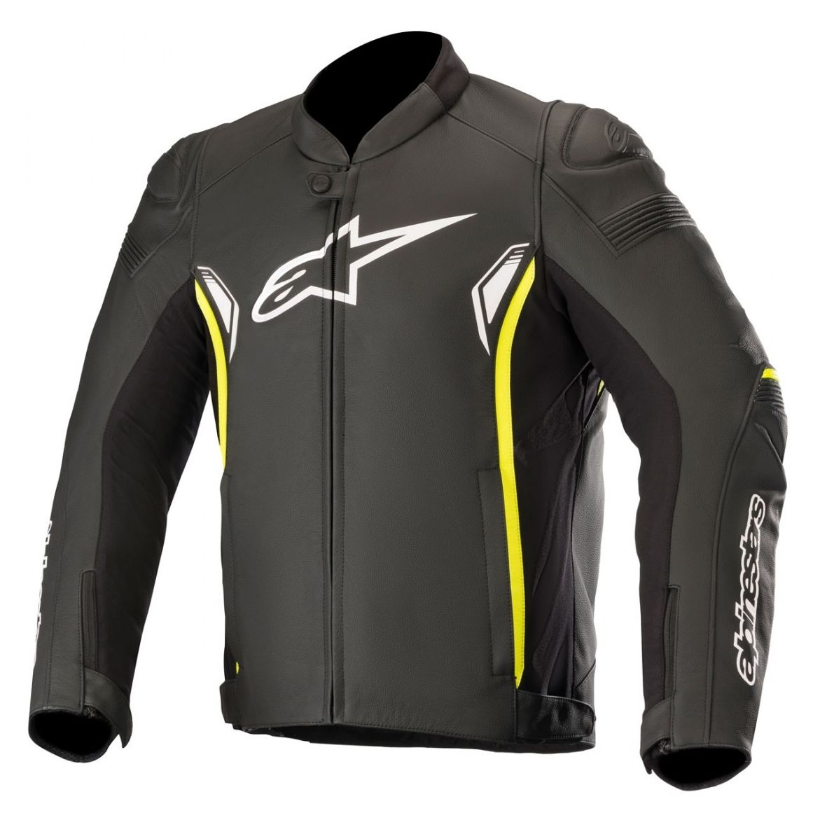 Blouson Alpinestars SP-1 V2 - BLACK YELLOW FLUO