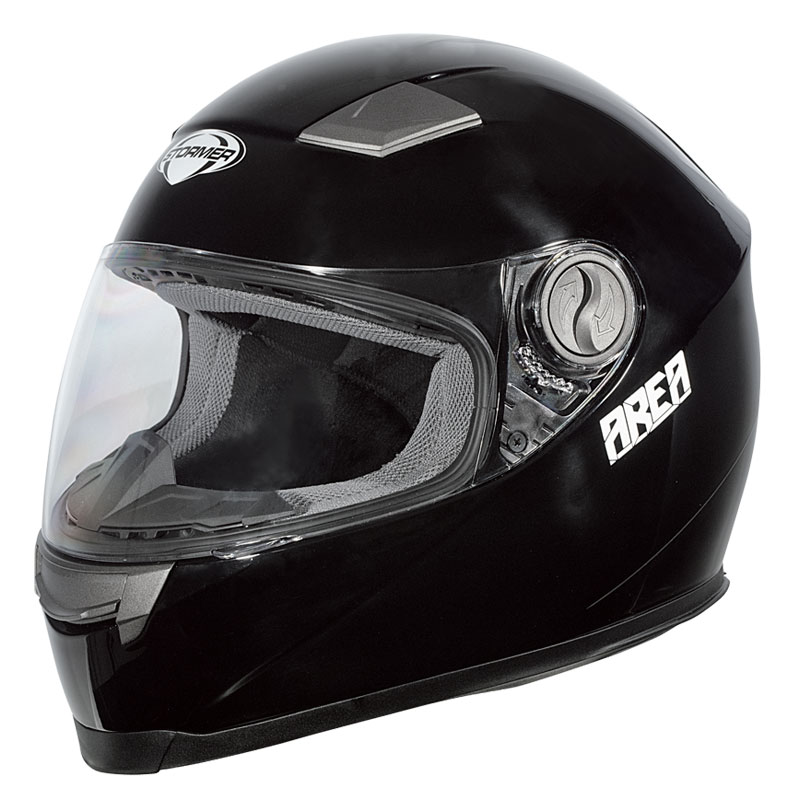 Casque Stormer AREA UNI BRILLANT