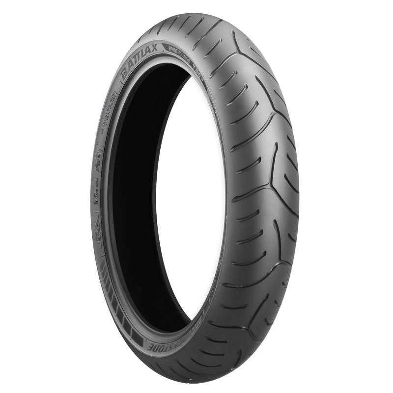Pneumatique Bridgestone BATTLAX T30 EVO 120/70 ZR 17 (58W) TL