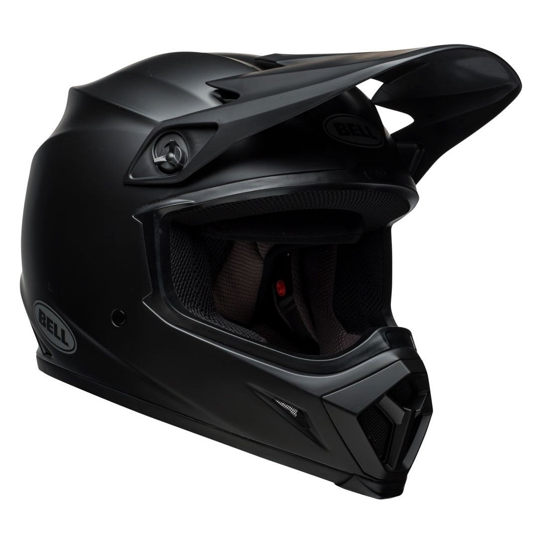 Casque cross Bell MX-9 MIPS NOIR MAT 2018
