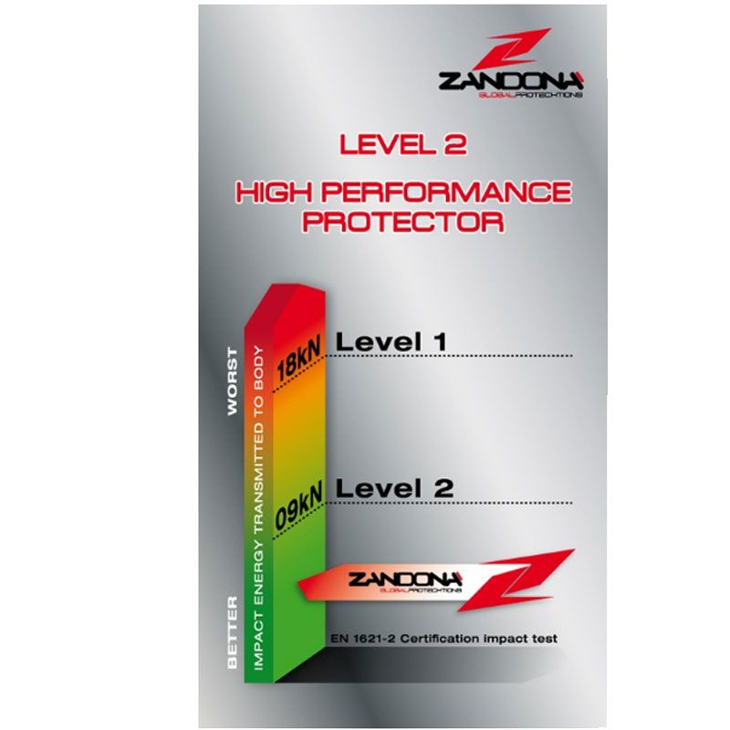 Gilet de protection Zandona SOFT ACTIVE JACKET PRO KID X7