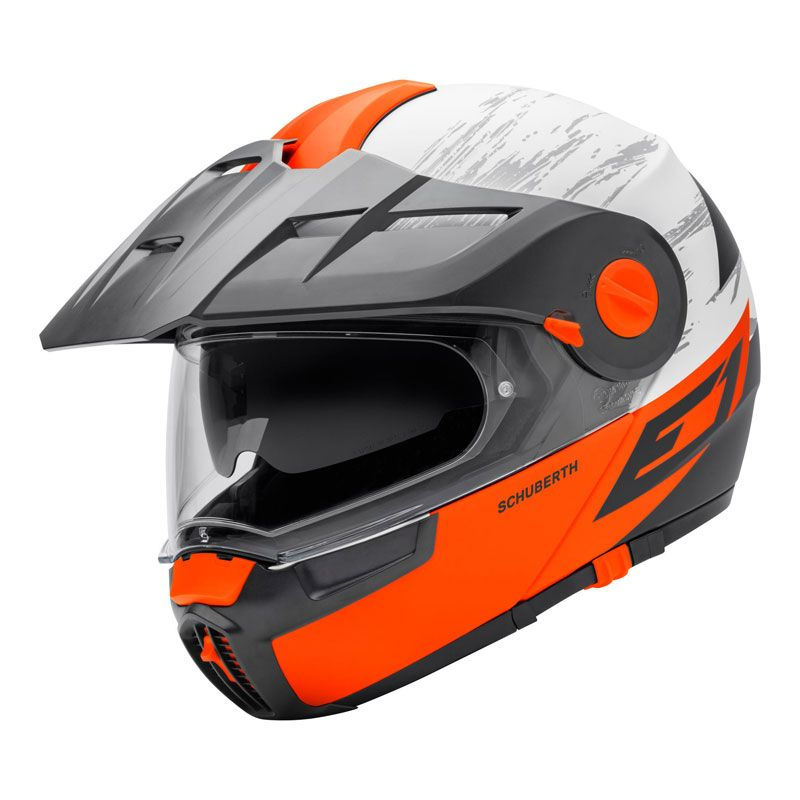casque schuberth e1 crossfire equipement du cross access. Black Bedroom Furniture Sets. Home Design Ideas