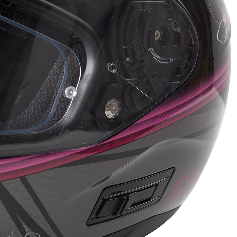 Casque Dexter OPTIMUS CHERRY-BLOSSOM