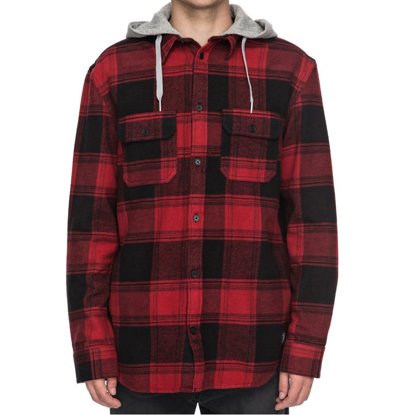Chemise DC Shoes RUNNEL