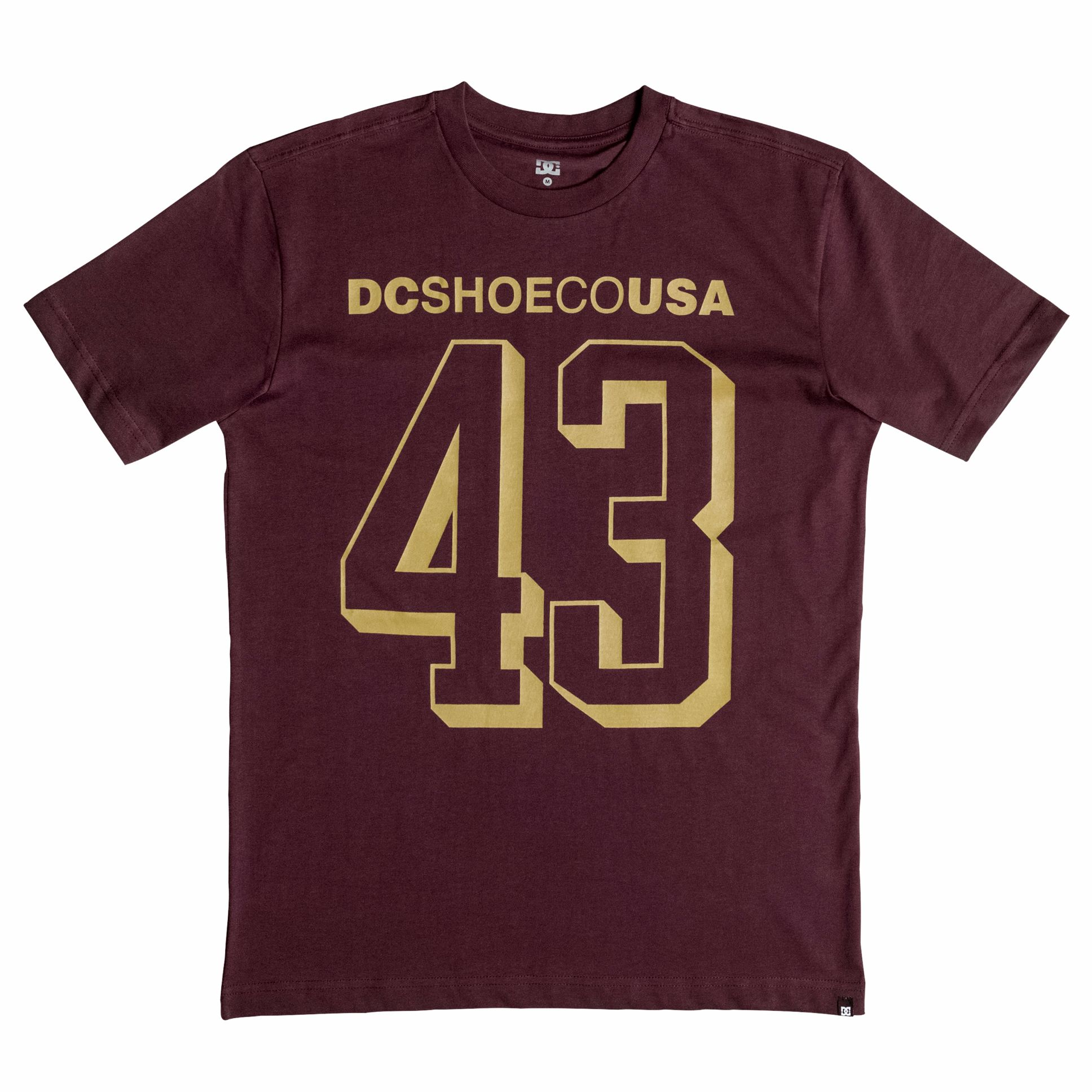 T-Shirt manches courtes DC Shoes JERSEY