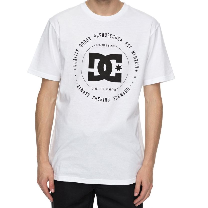 T-Shirt manches courtes DC Shoes REBUILT