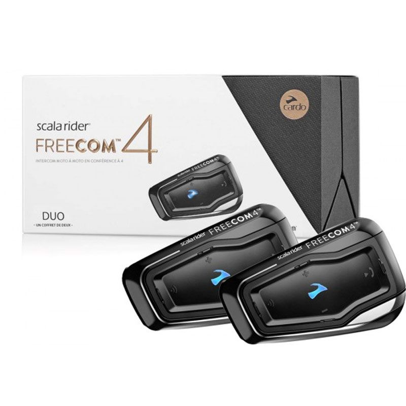 Kit Mains-libres Cardo FREECOM-4DUO