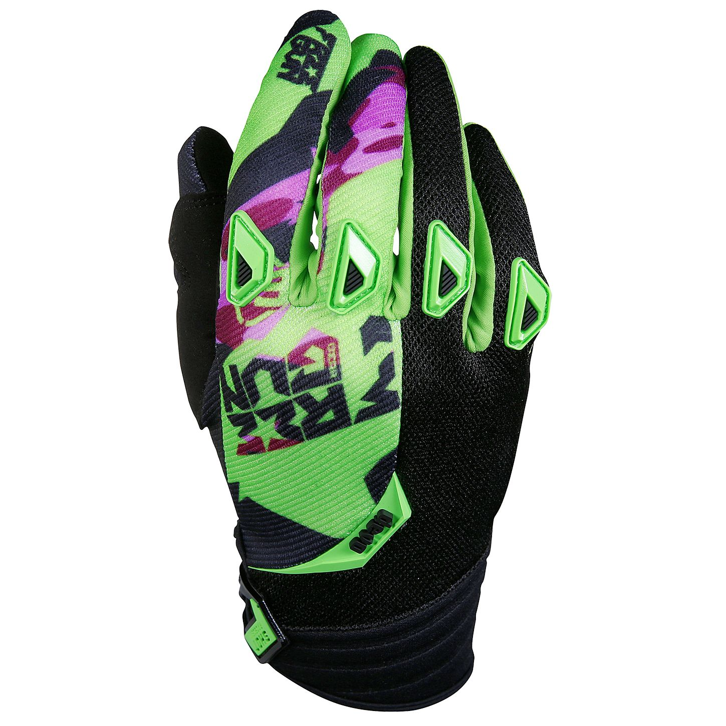 gants cross shot destockage devo honor neon vert violet 2017 equipement du cross access. Black Bedroom Furniture Sets. Home Design Ideas