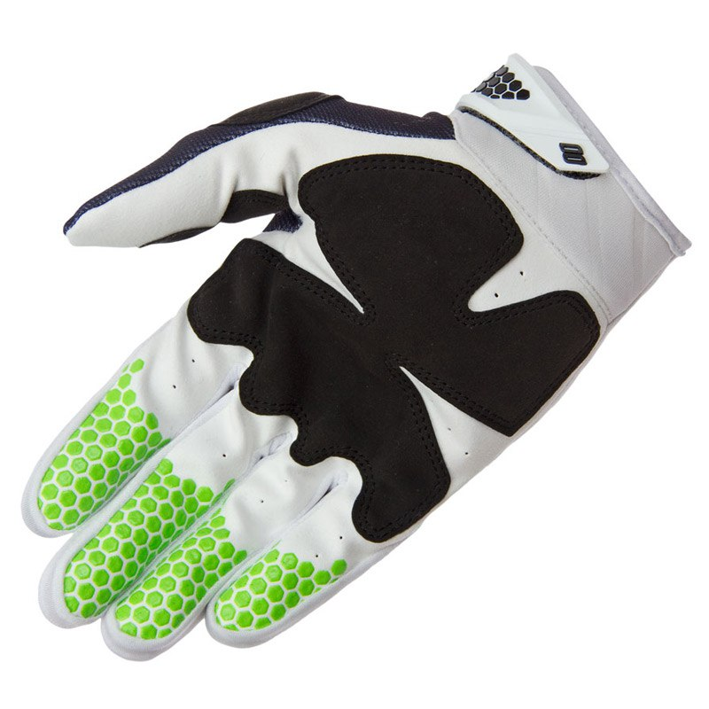 Gants cross Shot destockage FLEXOR EDGE GREEN  2014