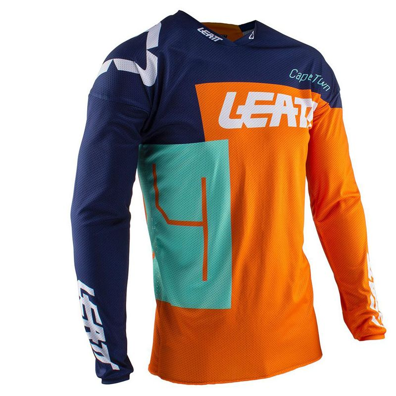 Maillot cross Leatt GPX 4.5 LITE -  ORANGE 2020