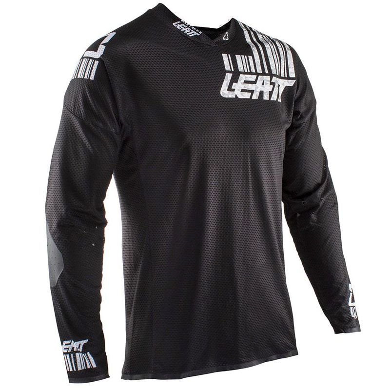 Maillot cross Leatt GPX 5.5 ULTRAWELD - BLACK 2020