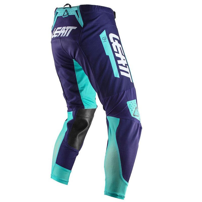 Pantalon cross Leatt GPX 4.5 - BLUE 2020