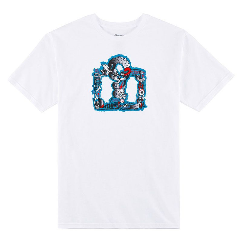T-Shirt manches courtes Icon GUTHRIE