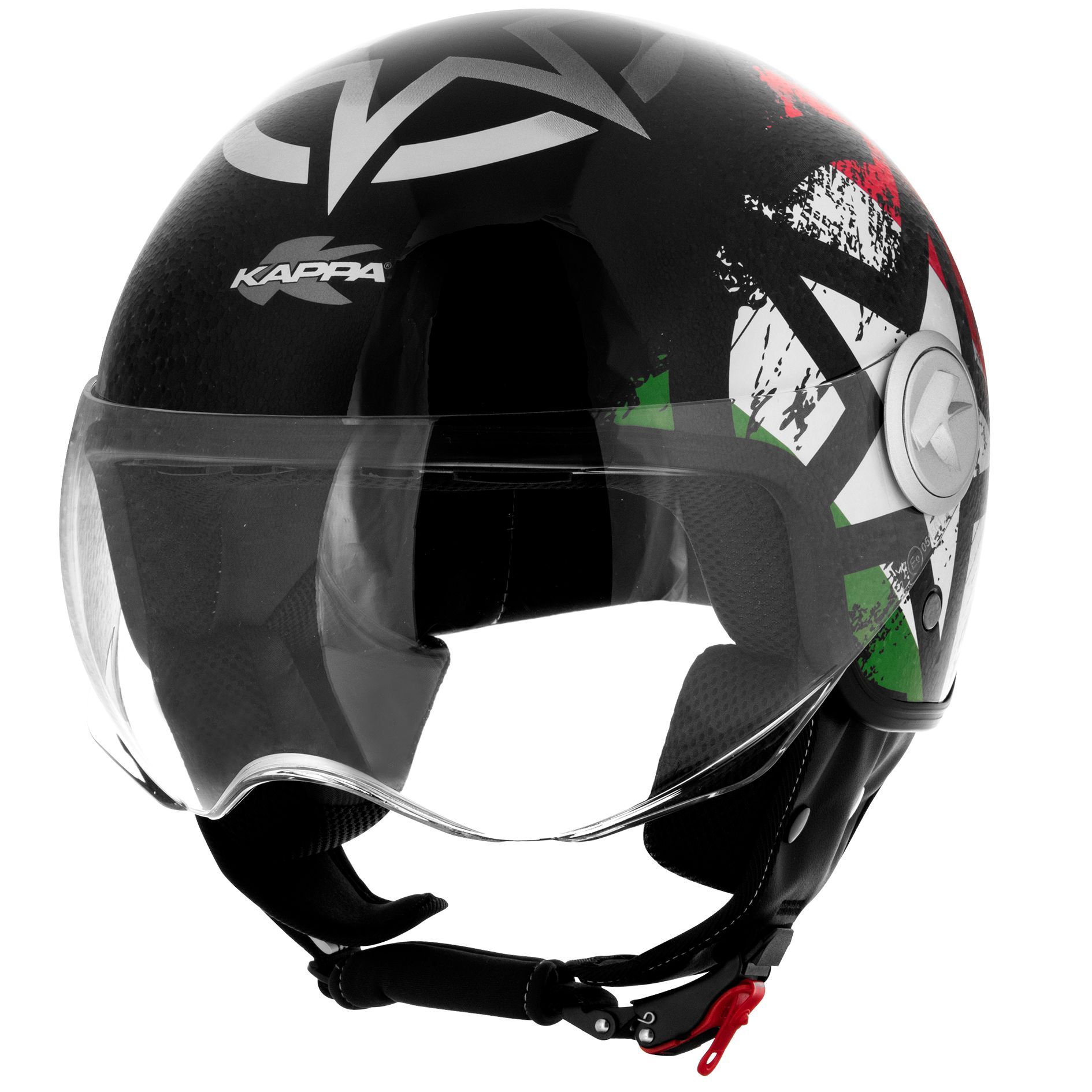Casque Kappa KV20 RIO GRAPHIC ITALY