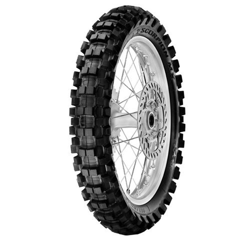 Pneumatique Pirelli SCORPION MX HARD 486 110/90-19 62M NHS