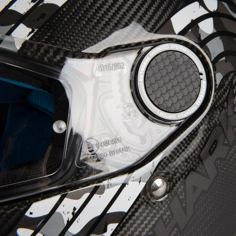 Casque Shark SPARTAN CARBON MEZMAIR