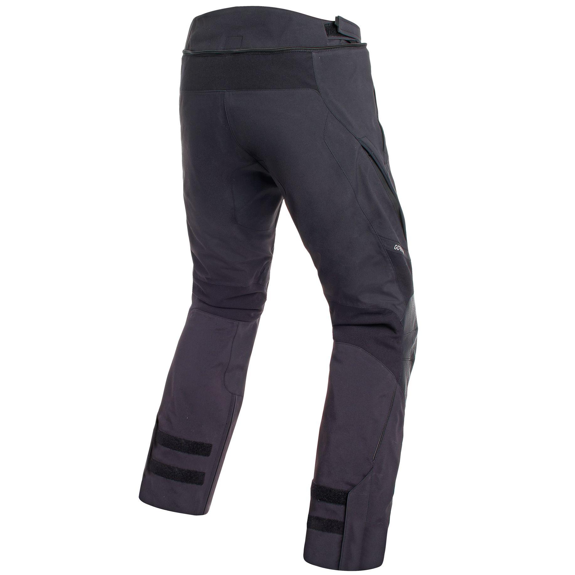 pantalon dainese d cyclone gore tex black black equipement du pilote access. Black Bedroom Furniture Sets. Home Design Ideas