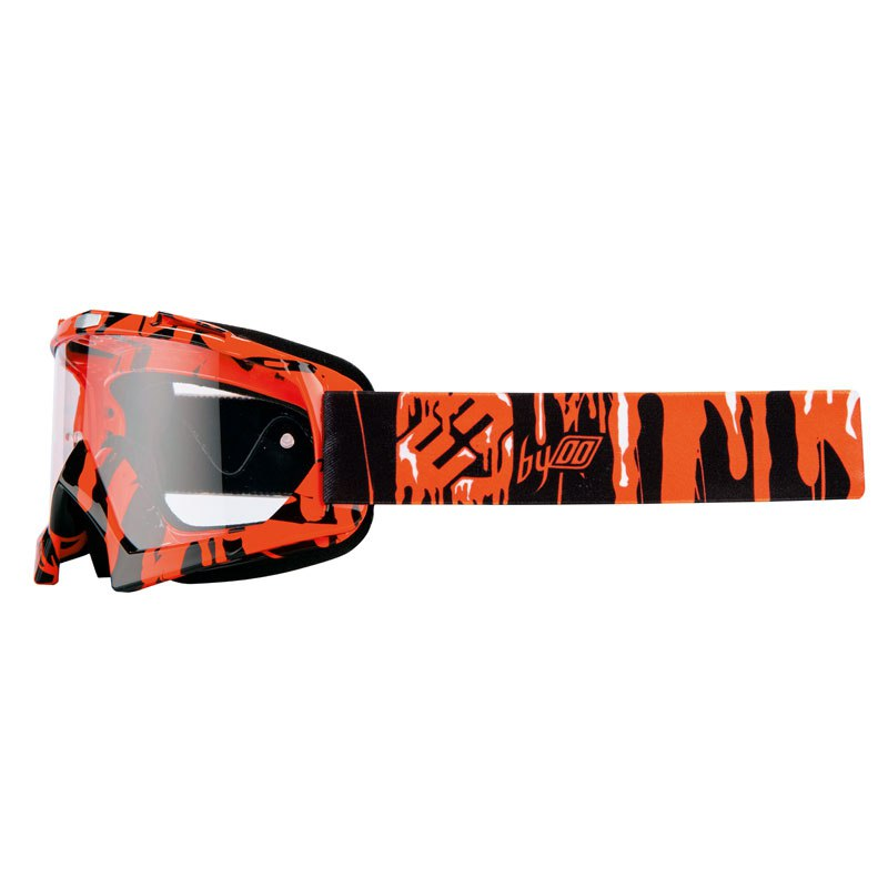 Masque cross Shot by Freegun YH-16 - SLIME FLUO ORANGE 2020
