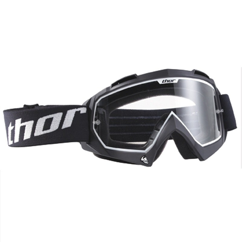 Masque cross Thor ENEMY BLACK ENFANT