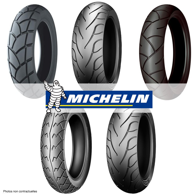 Pneumatique Michelin POWER SUPERMOTO 120/75 R 16.5 TYPE A TL