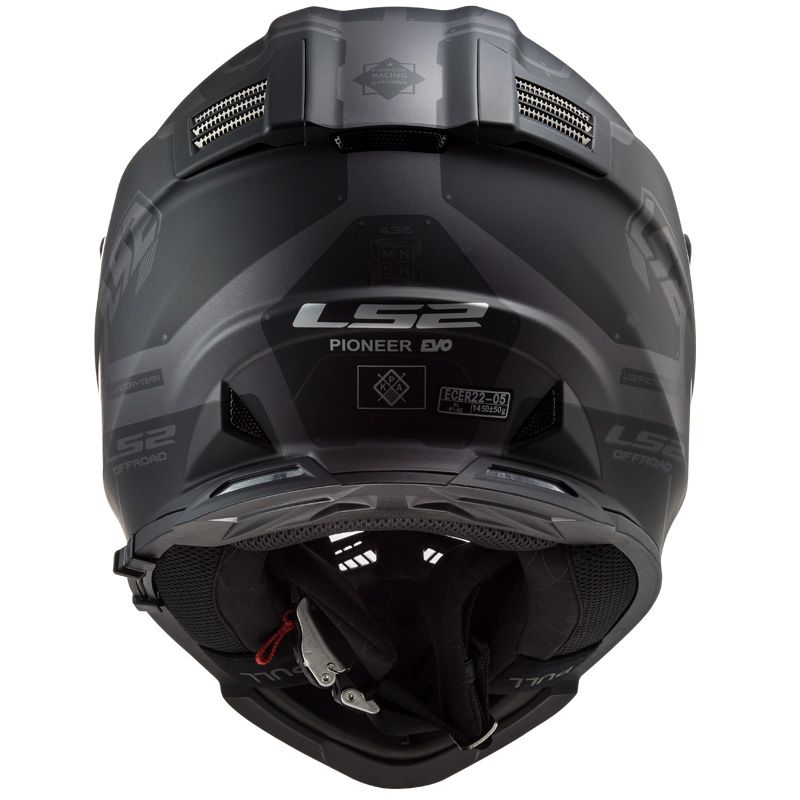 Casque cross LS2 PIONEER EVO COBRA 2020