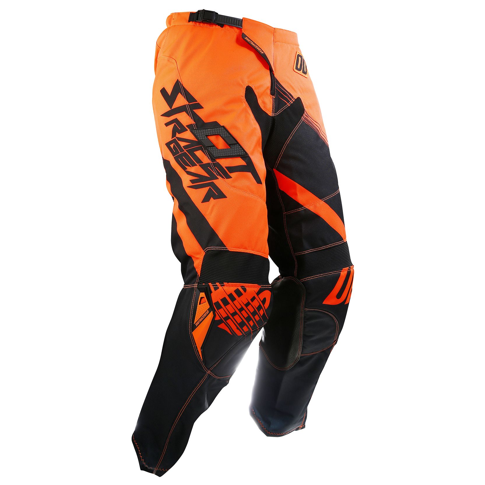 Pantalon cross Shot destockage CONTACT CLAW NEON ORANGE  2017