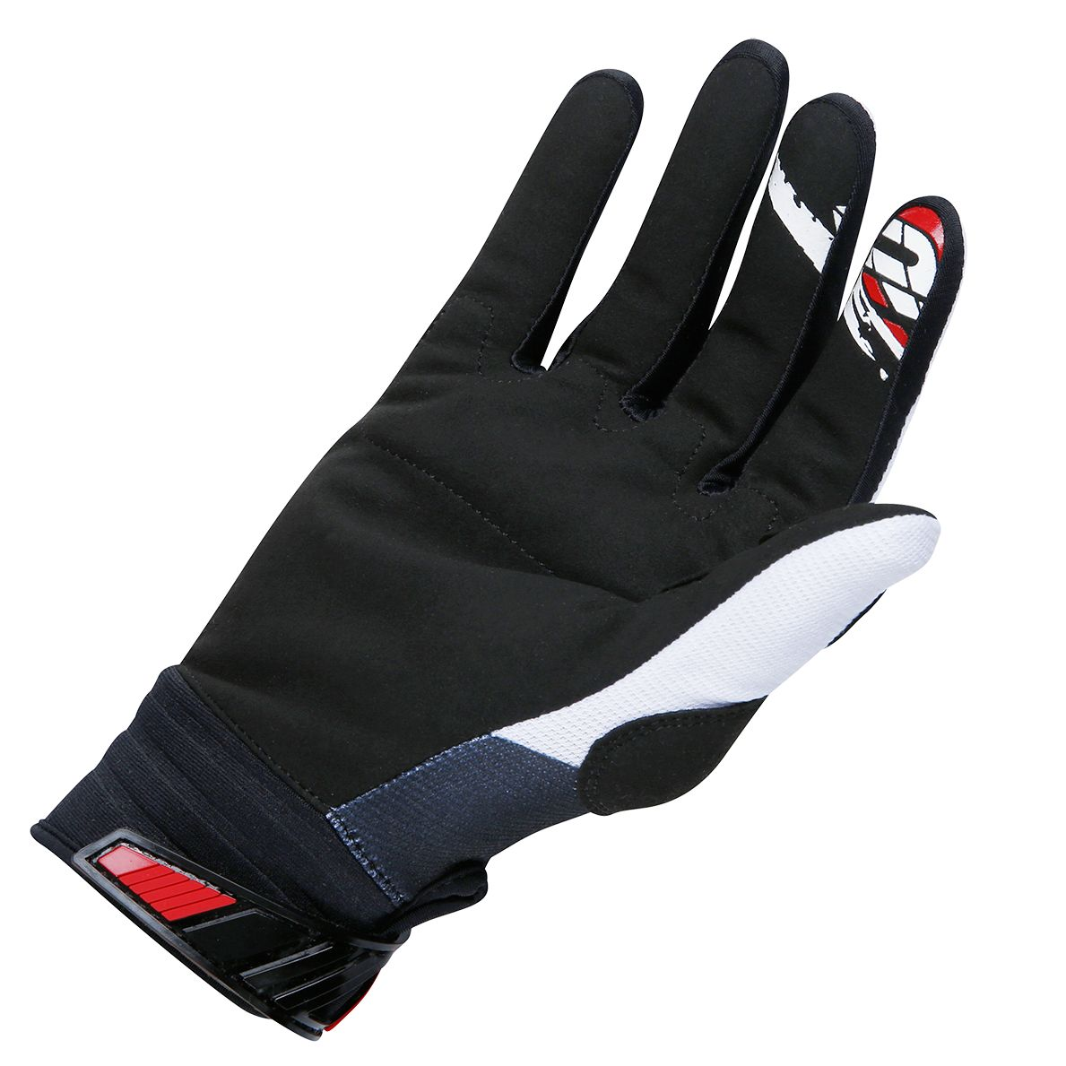 Gants cross Shot destockage DEVO FAST ROUGE ENFANT