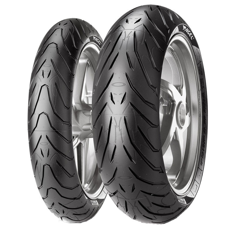 Pneumatique Pirelli ANGEL ST 120/70 ZR 17 (58W) TL